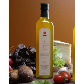 Olio extra vergine mosto lattina 5 litri Taggiasca (Ag. Convenzionale)