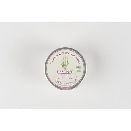 Balsamo ultraidratante labbra Biologico certificato