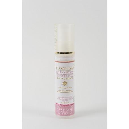 Crema viso antiage rivitalizzante Rosa antica