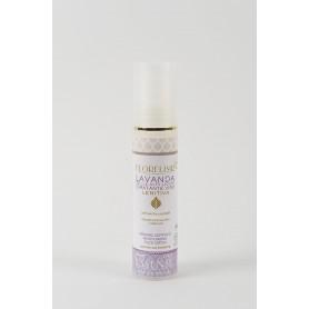 Crema viso idratante lenitiva- Lavanda & elicriso