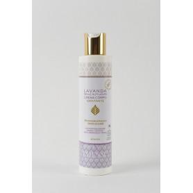 Crema corpo idratante- Lavanda delle alpi liguri