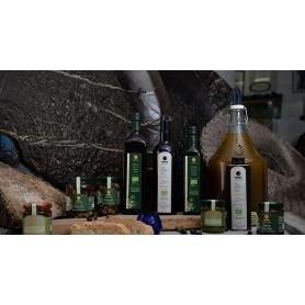 Kit di assaggio dei prodotti del frantoio