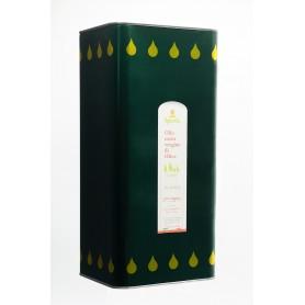 Natives Extravergine Olivenöl  Kan. 5 L aus konventionelle Landwirtschaft