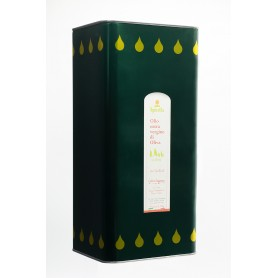 Extra virgin olive oil Taggiasca 5 liter