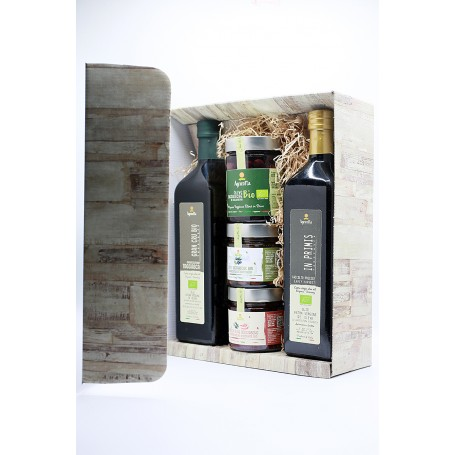 "Gift Box ""Taste of the Oil Mill"""