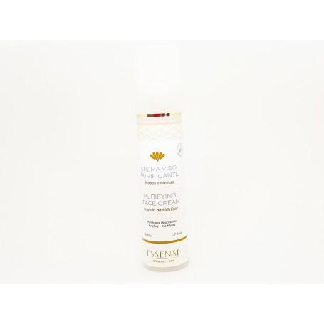 Crema Purificante Viso Propoli e Melissa 50 ml
