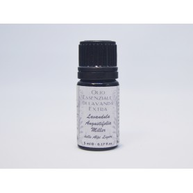 Olio essenziale di Lavanda Officinale Angustifoglia Miller 5 ml