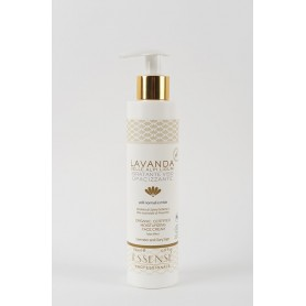 Florelisir Lavanda- Crema viso opacizzante Biologica certificata