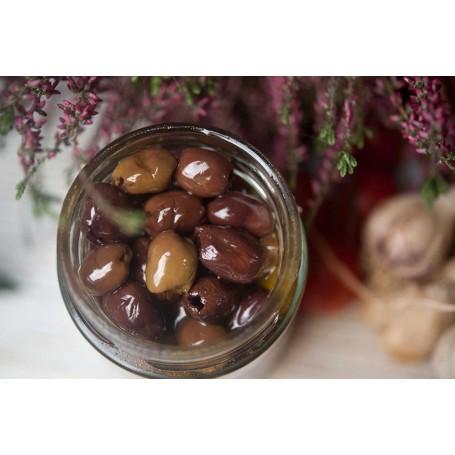 Olive Taggiasche denocciolate sott'olio 190 gr