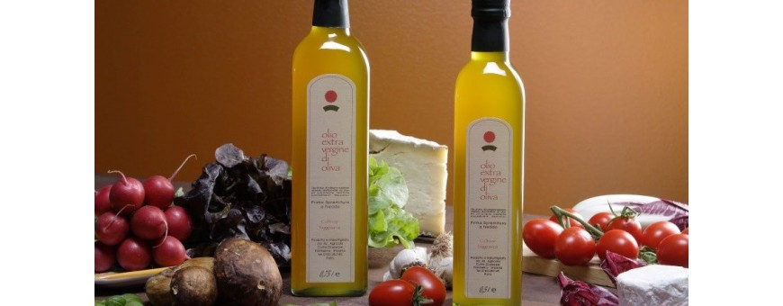 Extra Virgin Olive Oil from Liguria